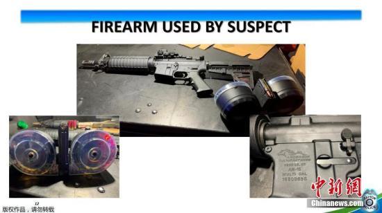 美国参院多数党领袖称将考虑枪支背景调查等法案