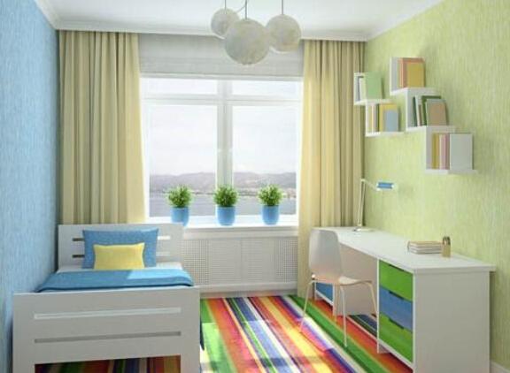 越来越多家庭不贴墙纸了,他们更潮流用这种材料,美观还耐用