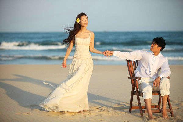 """厦门旅拍婚纱照矮新娘拍照攻略!""""最萌身高差""""情侣这样拍才好看"""