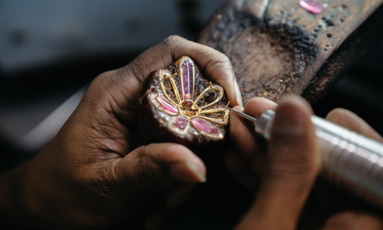 2019新晉世界遺產:印度齋浦爾集市和那里的手工珠寶商們