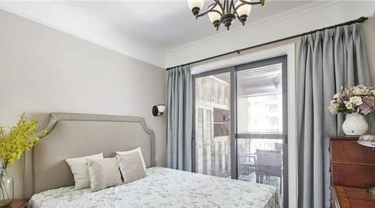 家里挂窗帘不要用罗马杆了,越来越多人潮流装这种,简直聪明极了
