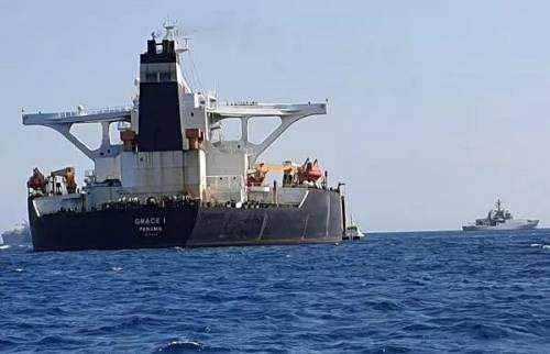伊朗媒体:被扣的伊朗油轮将于周二晚上获释