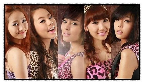 韩国女团10年妆容进化史 哪一款是你的Pick