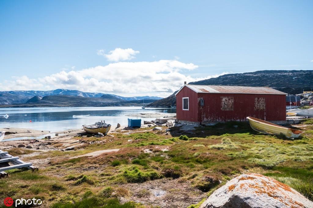 格陵兰岛 图自IC Photo