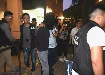 香港�④�澳砍人嫌犯身份曝光 行