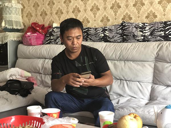 张勇 澎湃新闻记者 王万春 图