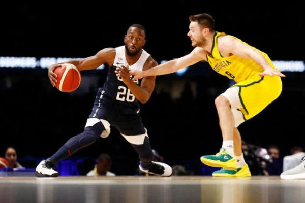 美国男篮热身赛不敌澳大利亚队 梦之队创造尴尬
