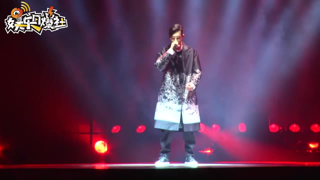 方大同时隔八年开演唱会张惠妹自掏腰包入场力挺