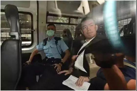 被告赖云龙(来源:香港《星岛日报》)