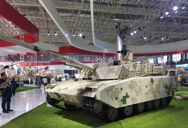 中国VT5轻型坦克能否引领世界潮流?