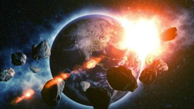 美国国家航空航天局和欧洲航天局将合作使地球上的小行星偏离轨道