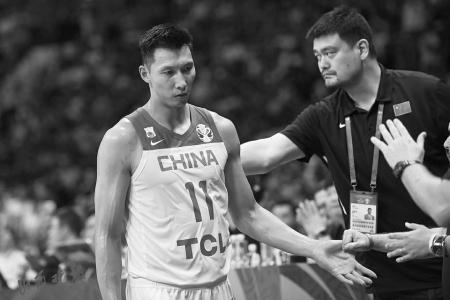 中國男籃無緣直通奧運會,易建聯稱當這是最后一場比賽去打