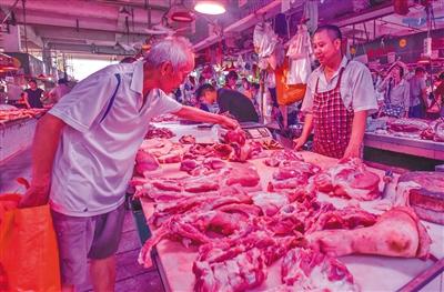 新发地:9月猪价有所回落 蔬菜价格同期最低