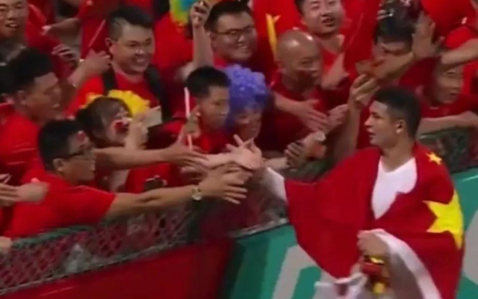 国足首战5:0马尔代夫取得开门红