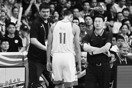 中国男篮获奥运落选赛资格