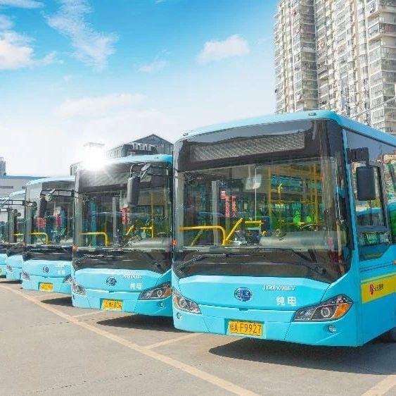 注意!9月15日起南昌这2条公交线路有调整(五)