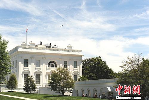 美国国宴前夕 第一夫人梅拉尼娅将白宫整修一新