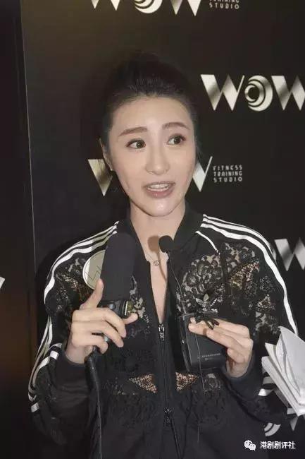 TVB花旦回巢拍剧赞剧组有诚意 自认身材不够好想增肥