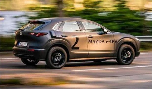 马自达首款纯电动车e-TPV将亮相东京车展