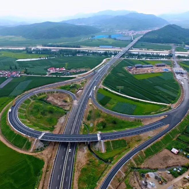 定了!吉林省这三段高速公路国庆节之前通车