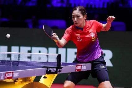乒联官网公布最新奥运名额!中国喜获四项目参赛资格,混双需加油
