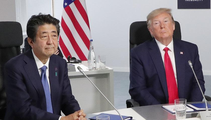 日本大幅让步 美日贸易协定迅速签订