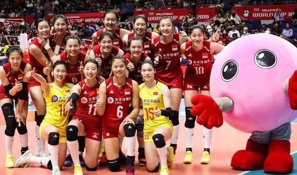 女排世界杯第九轮:中国队收获好消息,美俄生死战,冠亚季军明朗