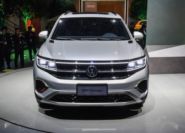 曝一汽-大眾旗艦SUV內飾諜照 今年發布/尺寸超途昂