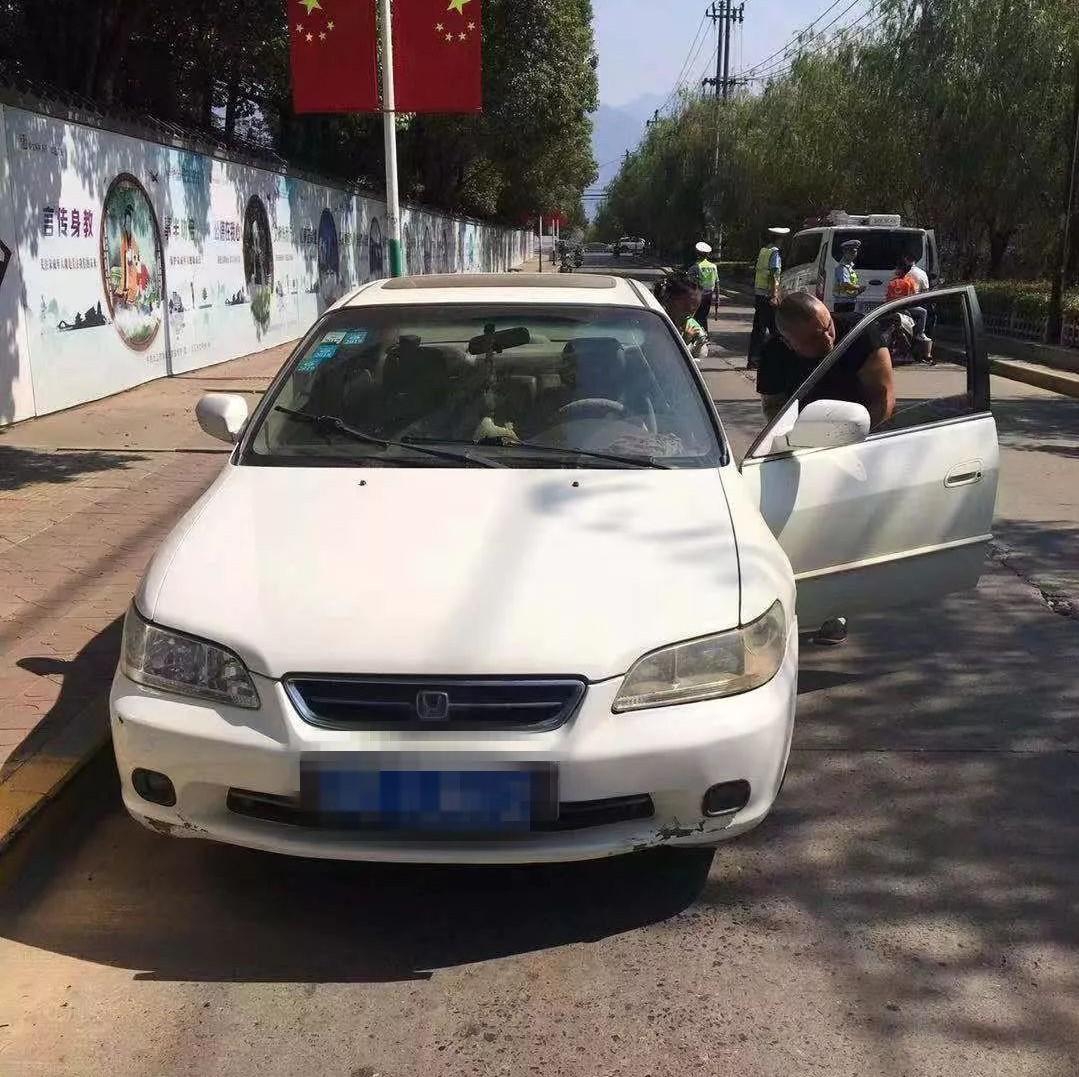 """九江""""最牛""""司机开车从不看红绿灯 罚款9230元扣303分"""