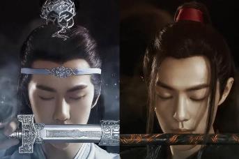 朱一龙新剧搭配刘诗诗,对比王一博和肖战的剧,它的热度最高