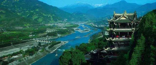 中国古代第一的水利工程,始建于秦汉时期,景色秀丽
