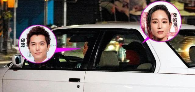 """张钧甯""""打脸""""邱泽内幕:两人在车上夜会,张妈妈大发雷霆"""