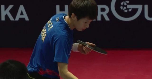 國乒世界冠軍又被大逆轉,半年低迷無冠,男單接班人遭隊友復仇