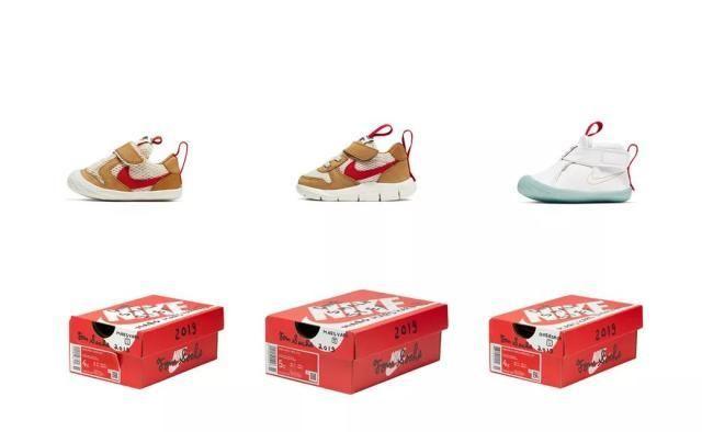 「宝宝版」Nike 火星鞋超可爱!也是超帅的潮流挂件!