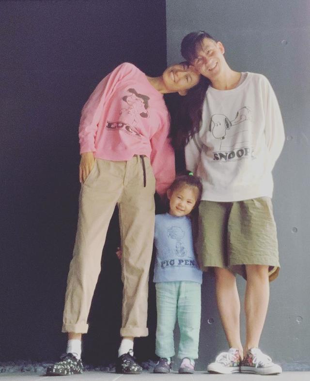 陈冠希生日,宣布女儿接拍第一支广告,小公主2岁就能赚钱养家了