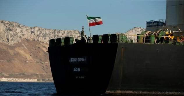 GPS关闭油轮失去消息,伊朗200万桶石油成功脱手