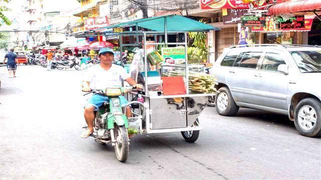 柬埔寨深山里有个中国村,仍说汉语用汉字