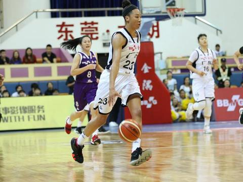 广东女篮新赛季与WNBA总冠军成员鲍尔斯再牵手