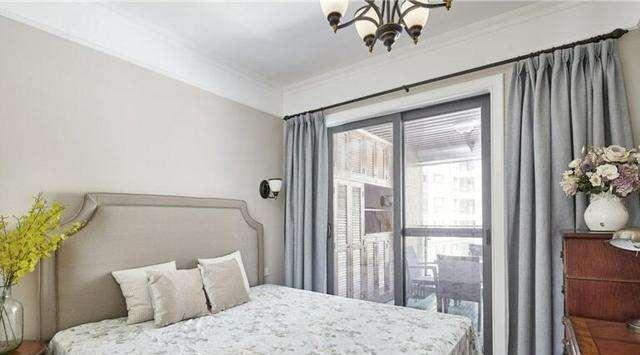 家里挂窗帘不要傻傻用罗马杆,聪明人更潮流这样设计,实用又好看