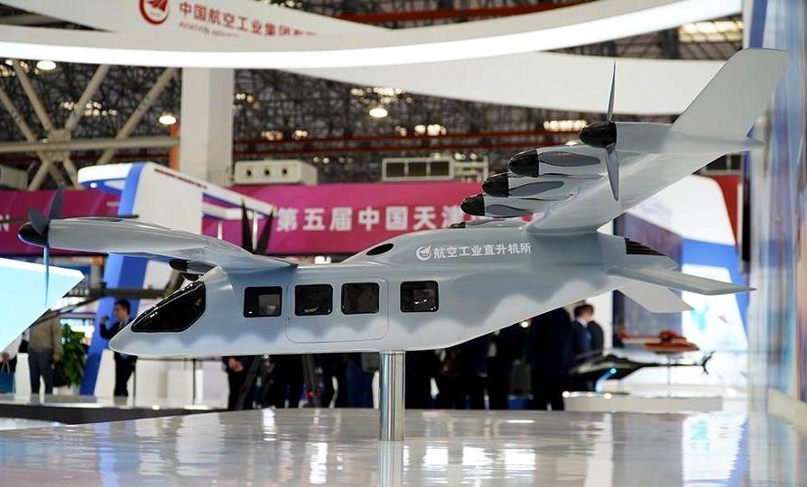 """16个螺旋桨,""""中国版鱼鹰""""引人注目,俄专家:这一点最不可思议"""