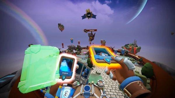《怒海远征》、《Tokyo Chronos》等VR游戏烧脑又解压!