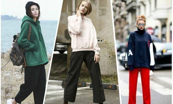 别在穿小黑裤啦!今年最流行这4款裤子,分分钟让你更加时尚潮流