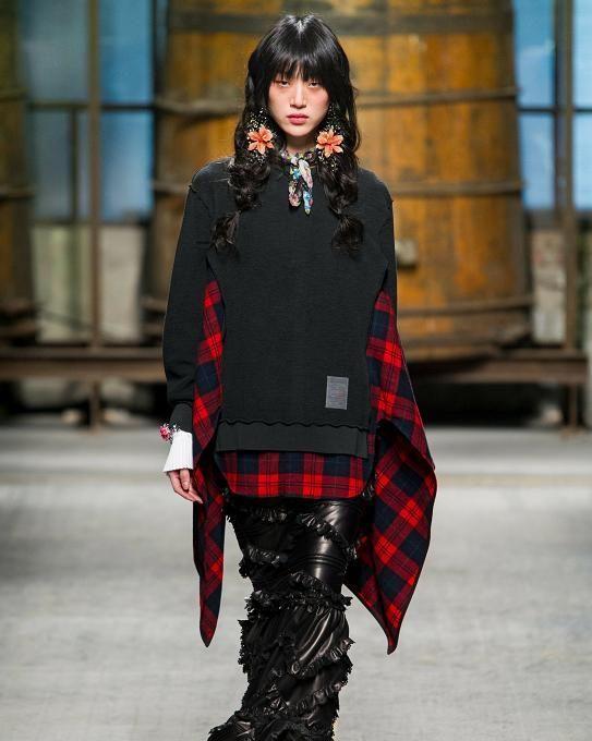 完美演绎柔美与力量平衡的中国式优雅,时尚显瘦不臃肿