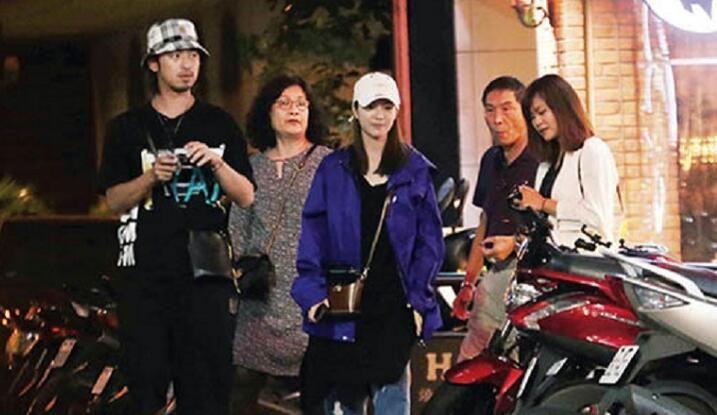 太波折了!陈柏霖和Popu Lady女团成员陈庭萱疑似恋爱