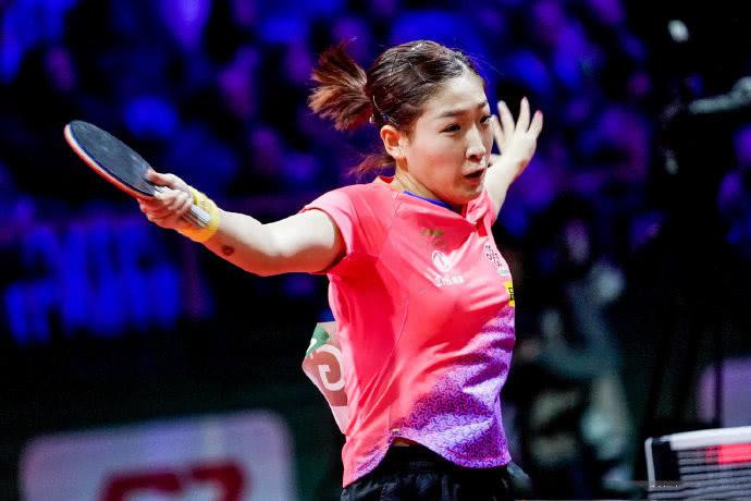 連收兩大賽冠軍,劉詩雯奧運單打資格越來越穩,兩大優勢很明顯