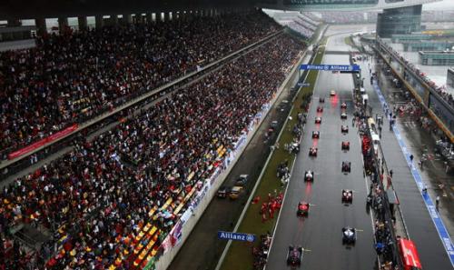 九潮十都获中国区F1服饰总经营权  以时尚潮流演绎速度与激情