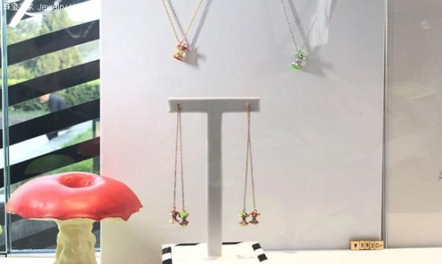 I Do x Tobias Rehberger全球首家珠宝概念店开业