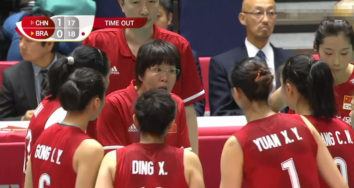 女排里约赢巴西后续:当年站着如喽啰,今带队险终结中国女排连胜