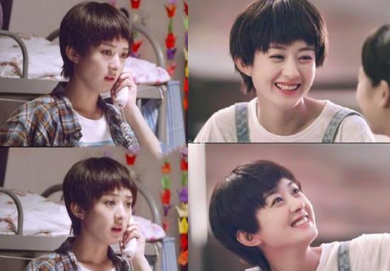 赵丽颖多变发型引领时尚潮流,哪一款是适合你的发型呢?