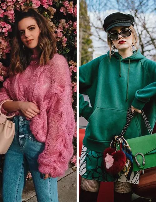 丹比奴潮流穿搭|秋冬色彩穿搭,高级&洋气&时髦属于你!